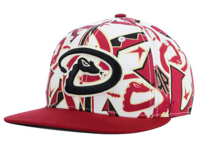 Arizona Diamondbacks '47 MLB Bravado Snapback Cap