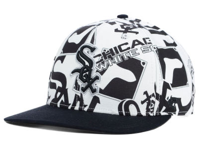 Chicago White Sox '47 MLB Bravado Snapback Cap