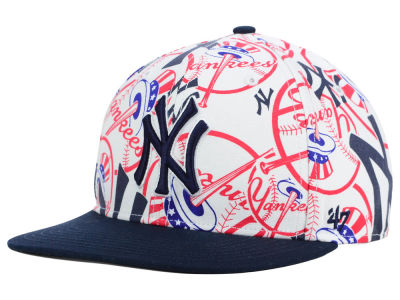 New York Yankees '47 MLB Bravado Snapback Cap