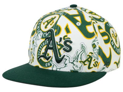 Oakland Athletics '47 MLB Bravado Snapback Cap