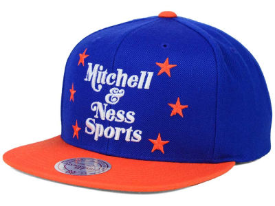 NBA All Star Mitchell and Ness Branded All Star Snapback Hat