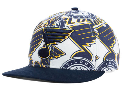 St. Louis Blues '47 NHL Bravado Snapback Cap