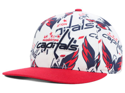Washington Capitals '47 NHL Bravado Snapback Cap