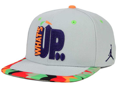 Jordan Whats Up Jock Hat