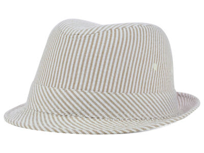 LIDS Private Label PL 2015 Striped Seersucker Fedora