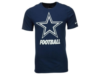 Dallas Cowboys Nike NFL Men's Facility T-Shirt
