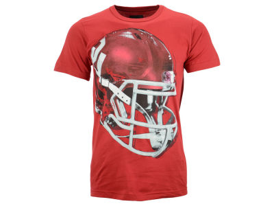 Oklahoma Sooners NCAA Men's Sideline Completion Helmet T-Shirt