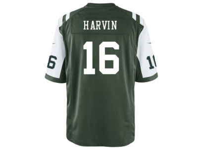 New York Jets Percy Harvin Nike NFL Men's Game Jersey