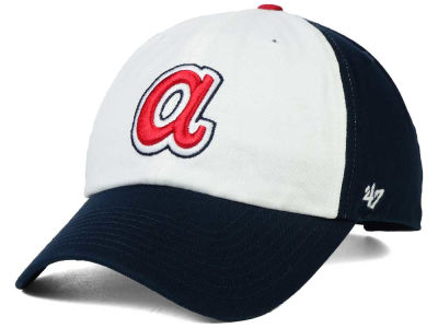 Atlanta Braves '47 MLB Core '47 CLEAN UP Cap