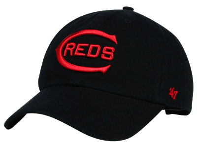 Cincinnati Reds '47 MLB Cooperstown '47 CLEAN UP Cap