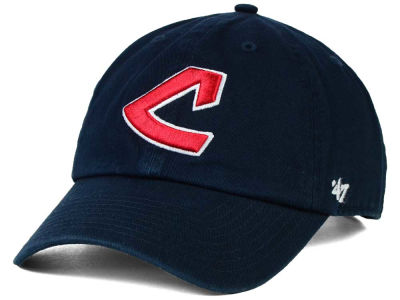 Cleveland Indians '47 MLB Cooperstown 47' CLEAN UP Cap