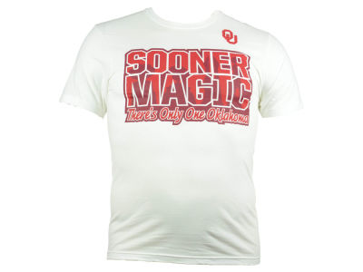 Oklahoma Sooners NCAA Men's There's Only One T-Shirt
