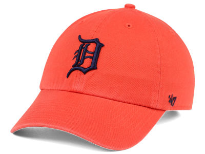 Detroit Tigers '47 MLB Core '47 CLEAN UP Cap