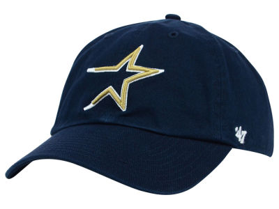 Houston Astros '47 MLB Cooperstown '47 CLEAN UP Cap