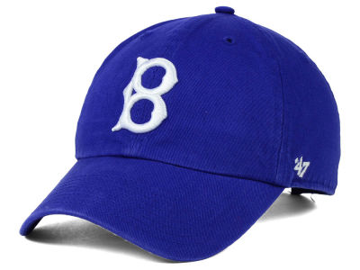 Brooklyn Dodgers '47 MLB Cooperstown '47 CLEAN UP Cap