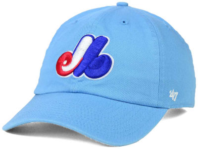 Montreal Expos '47 MLB Core '47 CLEAN UP Cap