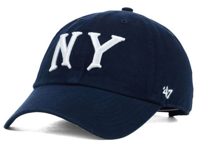 separation shoes 96355 ecfd9 New York Yankees  47 MLB Cooperstown  47 CLEAN UP Cap