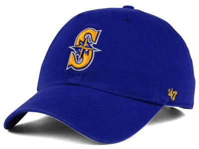 Seattle Mariners '47 MLB Core '47 CLEAN UP Cap