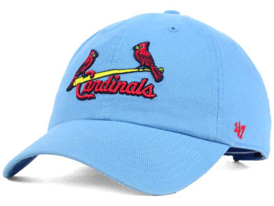 St. Louis Cardinals '47 MLB Cooperstown 47' CLEAN UP Cap