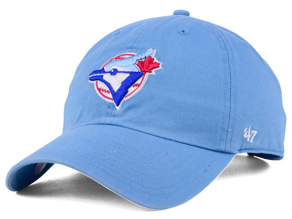 online store a4580 aea32 ... where can i buy toronto blue jays 47 mlb core 47 clean up cap 52f5c  ee9da ...