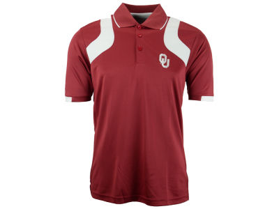Oklahoma Sooners NCAA Men's Fusion Polo Shirt