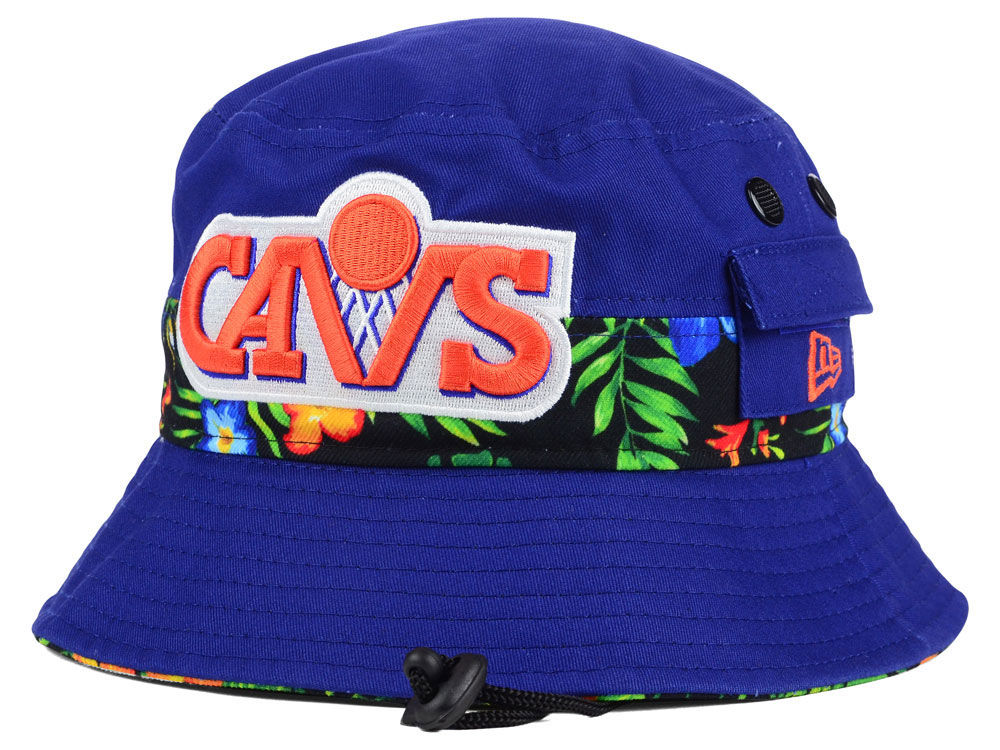Cleveland Cavaliers New Era NBA HWC Sub Banded Bucket  3da43fba0ed