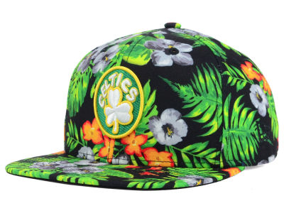 Boston Celtics New Era NBA HWC Bloom 9FIFTY Snapback Cap