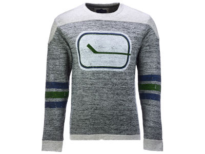 Vancouver Canucks NHL Men's Preston Long Sleeve T-Shirt