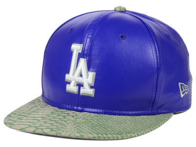 Los Angeles Dodgers New Era MLB Snake Stop 9FIFTY Strapback Cap