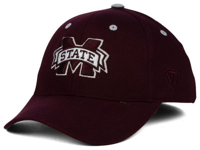 Mississippi State Bulldogs Top of the World NCAA Kids Onefit Cap