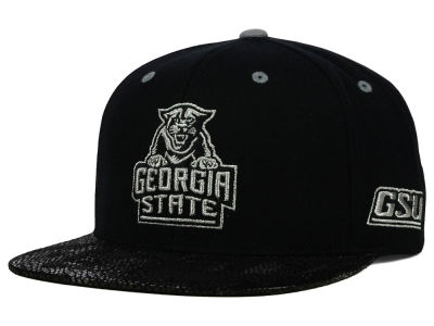 Georgia State Panthers Top of the World NCAA Bitten Snapback Cap