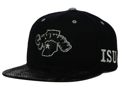 Indiana State Sycamores Top of the World NCAA Bitten Snapback Cap