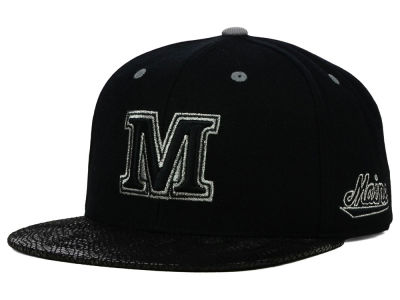 Maine Black Bears Top of the World NCAA Bitten Snapback Cap