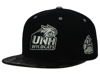 New Hampshire Wildcats Top of the World NCAA Bitten Snapback Cap