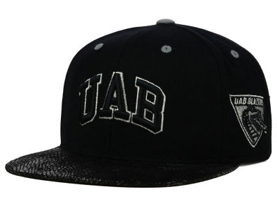 Alabama Birmingham Blazers Top of the World NCAA Bitten Snapback Cap