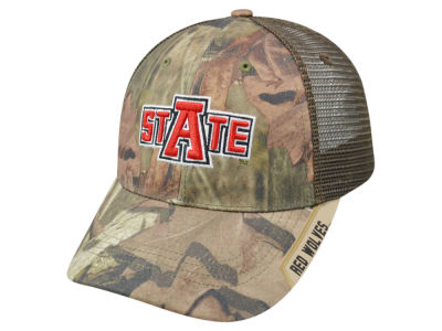 Arkansas State Red Wolves Top of the World NCAA Open Season Cap