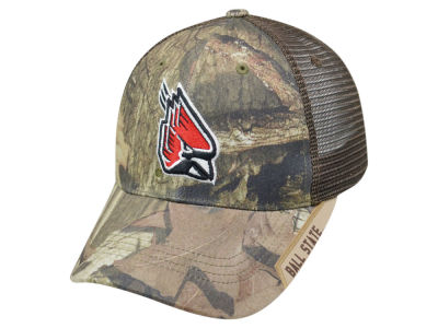Ball State Cardinals Top of the World NCAA Open Season Cap