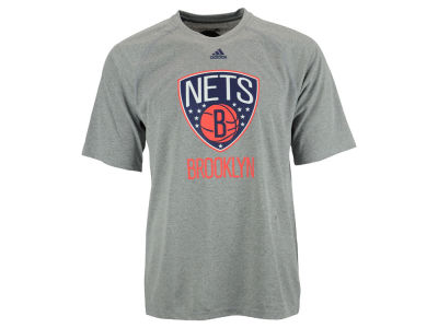 Brooklyn Nets adidas NBA Men's Hoops for Troops Climalite T-Shirt