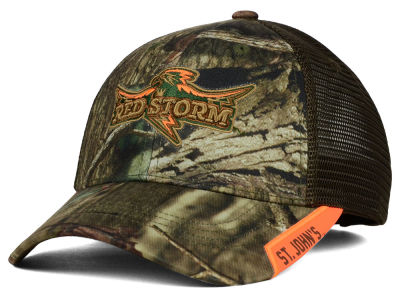 St Johns Red Storm Top of the World NCAA Open Season Cap