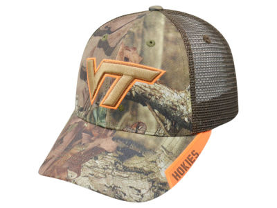 Virginia Tech Hokies Top of the World NCAA Open Season Cap