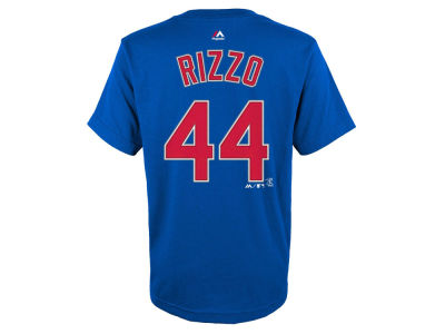 Chicago Cubs Anthony Rizzo MLB Youth Official Player T-Shirt