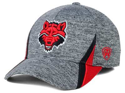 Arkansas State Red Wolves Top of the World NCAA HOTD M-Fit Cap