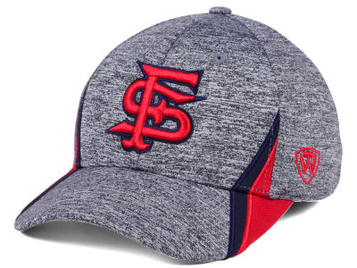 Fresno State Bulldogs Top of the World NCAA HOTD M-Fit Cap