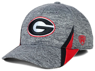 Georgia Bulldogs Top of the World NCAA HOTD M-Fit Cap