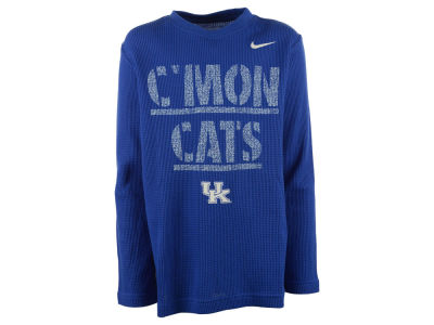 Kentucky Wildcats NCAA Youth Long Sleeve Thermal Shirt