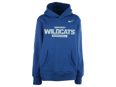 Kentucky Wildcats NCAA Youth Basketball Hoodie