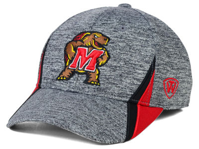 Maryland Terrapins Top of the World NCAA HOTD M-Fit Cap