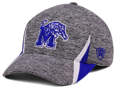 Memphis Tigers Top of the World NCAA HOTD M-Fit Cap
