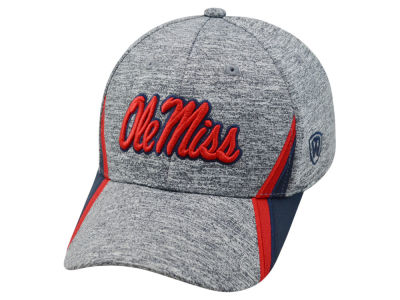 Ole Miss Rebels Top of the World NCAA HOTD M-Fit Cap