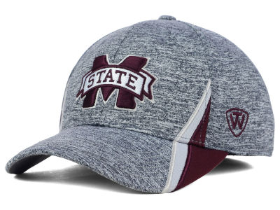 Mississippi State Bulldogs Top of the World NCAA HOTD M-Fit Cap